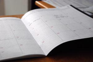 weekplanning maken